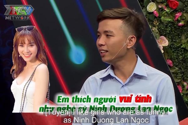 """Bạn muốn hẹn hò: Chàng trai tìm vợ giống Ninh Dương Lan Ngọc """"đứng hình"""" trước vẻ đẹp của nữ chính"""