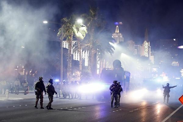 Bạo loạn ở Mỹ, cảnh sát bị bắn vào đầu