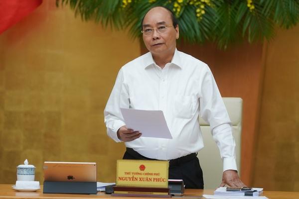 Thủ tướng nêu 2 vấn đề nóng, trong đó có giá thịt lợn tăng cao giữa cuộc họp Chính phủ