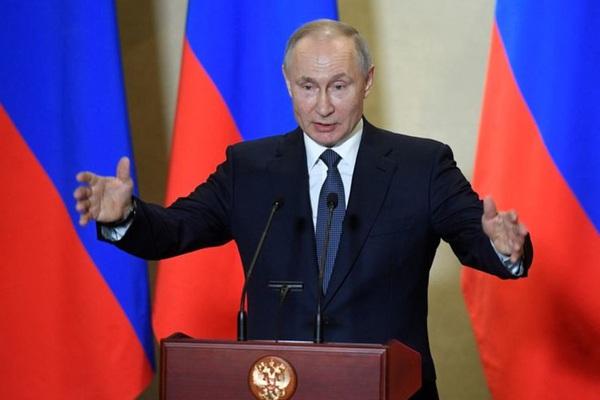 Putin nói nước Nga cần phải làm điều này sau sửa đổi Hiến pháp