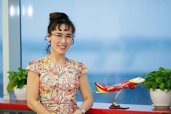 Vietjet của tỷ phú Nguyễn Thị Phương Thảo dự kiến hòa vốn trong năm 2020