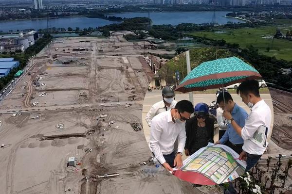 Vì sao chưa thu hồi dự án Louis City Hoàng Mai giao đất không qua đấu thầu?
