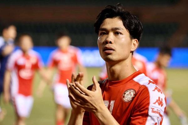 HLV Chung Hae-seong có lo lắng khi Công Phượng vắng mặt trận gặp Hải Phòng?