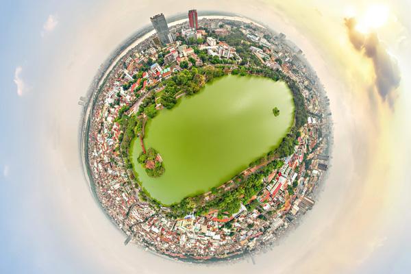 Cận cảnh những khu vực dự kiến đặt cột mốc số 0 tại Hà Nội