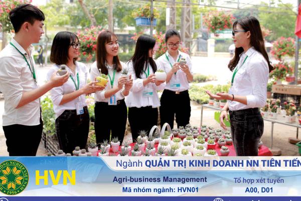 Đào tạo quản trị kinh doanh nông nghiệp theo chương trình tiên tiến có gì khác?