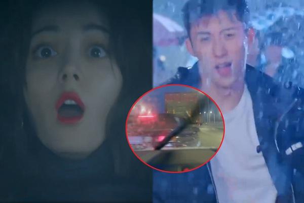 Hạnh phúc trong tầm tay tập 25: Địch Lệ Nhiệt Ba gặp tai nạn giao thông, Hoàng Cảnh Du như ngồi trên đống lửa