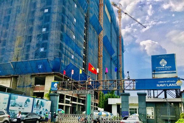 Dự án Roxana Plaza thay chủ đầu tư: Quý 1/2021 sẽ bàn giao nhà