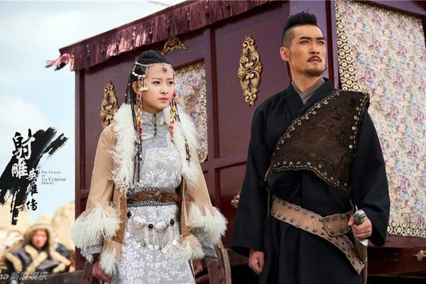 Hai nàng công chúa xinh đẹp nhưng tình duyên lận đận trong Kim Dung là ai?