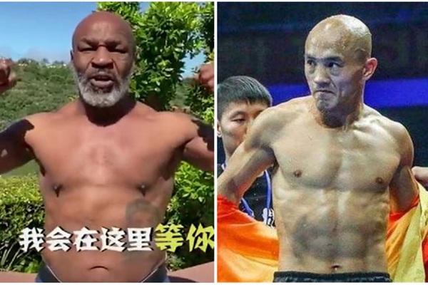 """Muốn đấu Mike Tyson, """"Đệ nhất Thiếu Lâm"""" Nhất Long nhận """"gáo nước lạnh"""""""