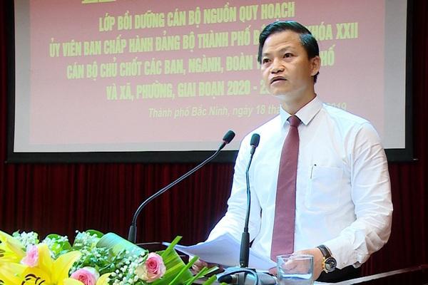 Ông Vương Quốc Tuấn: Từ cán bộ Đoàn đến chức Phó Chủ tịch tỉnh Bắc Ninh ở tuổi 43