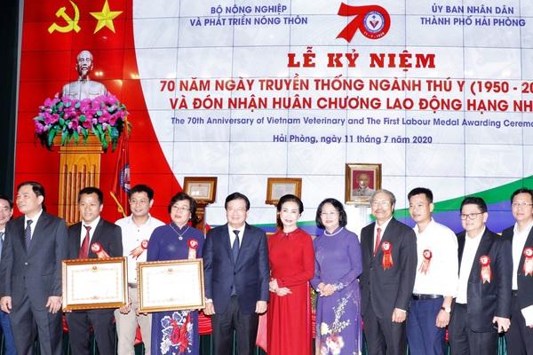 C.P. Việt Nam cam kết gắn bó vì nông nghiệp bền vững và phát triển tại Việt Nam