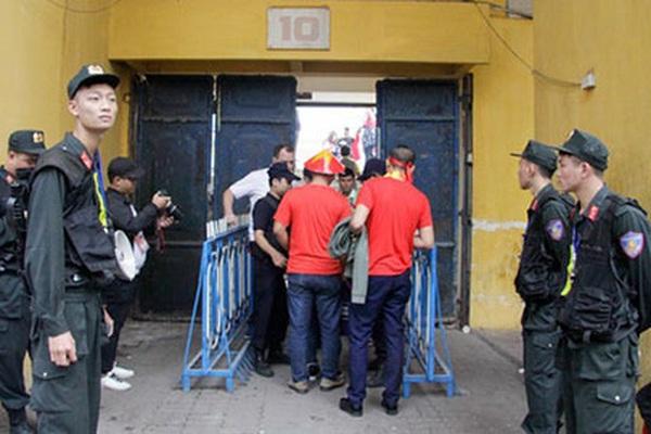 """Trận Hà Nội FC - Hải Phòng được tăng cường an ninh để tránh """"có biến"""""""