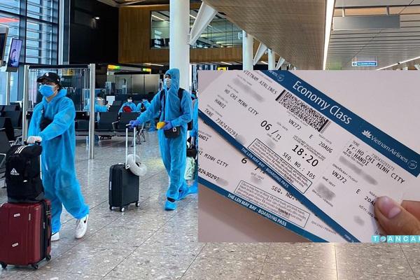 Xuất hiện nhiều đối tượng lừa đảo bán vé máy bay cho công dân ở nước ngoài