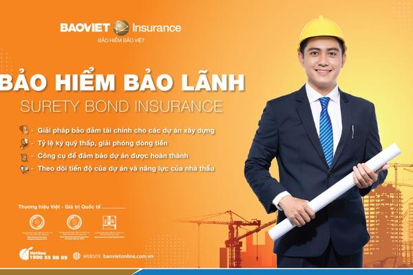 Bảo hiểm Bảo Việt triển khai chương trình Bảo hiểm bảo lãnh với quyền lợi vượt trội