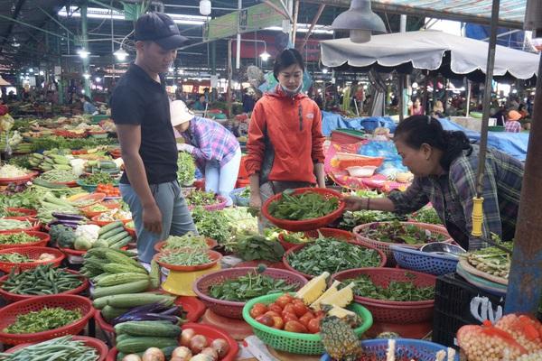 Đà Nẵng: Giá rau, củ, quả tăng cao, nông dân phấn khởi