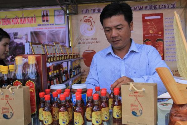 Đà Nẵng: Nghề làm nước mắm Nam Ô trở thành di sản phi vật thể Quốc gia