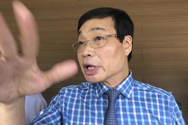 Viện trưởng VKSND Hà Nội: Đã kết luận, chuyển hồ sơ sang Cục Điều tra vụ Phó Viện trưởng VKSND Hoàn Kiếm
