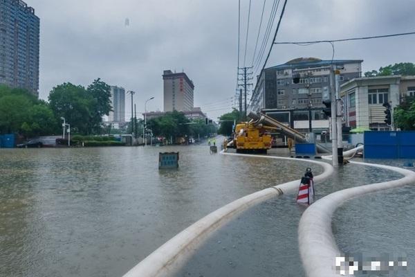 Mưa lớn đe dọa đập Tam Hiệp, Trung Quốc cảnh báo nóng nhiều khu vực