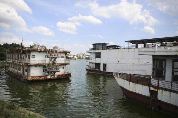 Số phận bến du thuyền hồ Tây xa hoa một thời bây giờ ra sao?