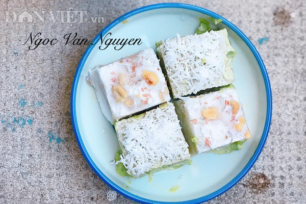 Cách làm kem chuối yagourt cốt dừa thơm ngát, dịu mát mùa hè