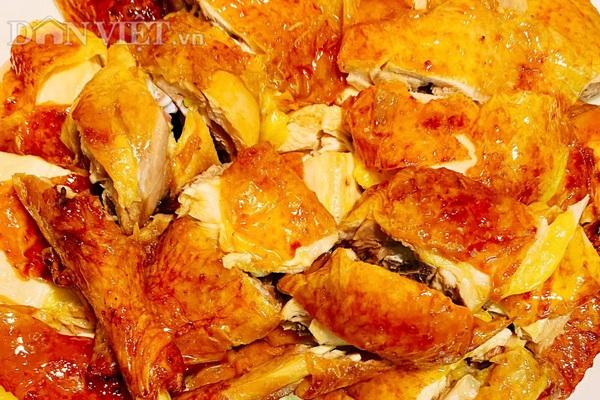 Làm gà nướng mật ong đậm đà, giòn thơm bằng nồi chiên không dầu