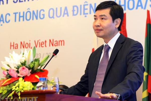 Chân dung tân Thứ trưởng Bộ Tài chính Tạ Anh Tuấn