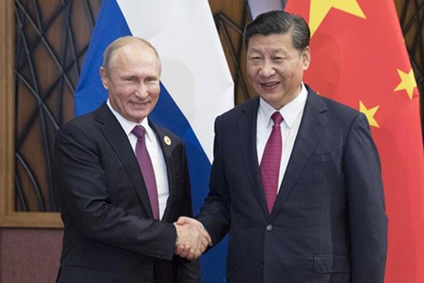 Hai ông Putin-Tập Cận Bình điện đàm bàn chuyện quan trọng
