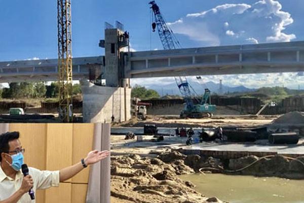 """Quảng Ngãi: Dự án đập dâng 1500 tỷ """"nước đến chân mới nhảy""""?"""