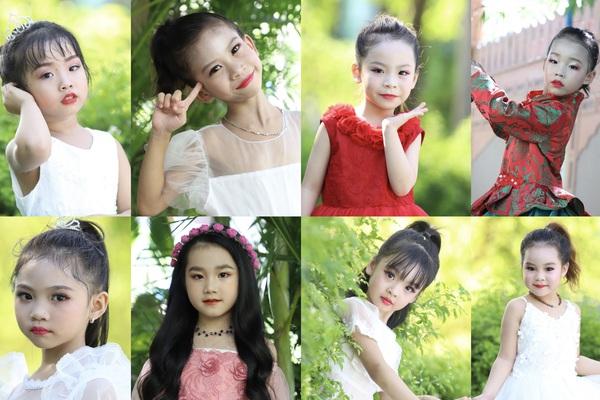 Những gương mặt mẫu nhí siêu đáng yêu của Thái Bình