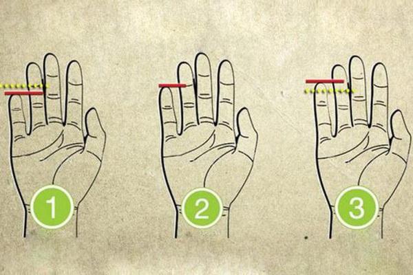Chiều dài ngón tay út tiết lộ bí mật gì về nội tâm của bạn?