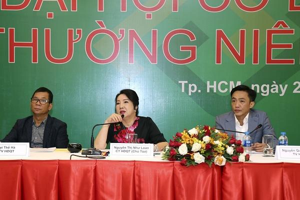 """""""Vén màn"""" người đàn ông """"sau lưng"""" thay thế bà Nguyễn Thị Như Loan tại Quốc Cường Gia Lai"""