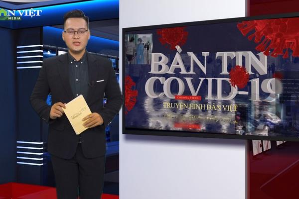 """Bản tin Covid-19 ngày 12/8: Hà Nội phong tỏa quán bia hơi, Đà Nẵng đi chợ kiểu """"tem phiếu"""""""