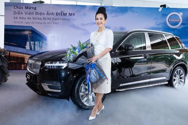 Tin xe (14/8): Xe mới tậu của nữ diễn viên Diễm My đắt đỏ ra sao?