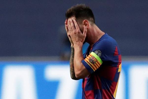 """Xuất hiện đội bóng sẵn sàng """"giải cứu"""" Messi khỏi Barcelona"""
