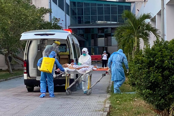 TT-Huế: Gần 20.000 người về từ vùng dịch, 20 bệnh nhân Covid-19 nặng chuyển đến điều trị