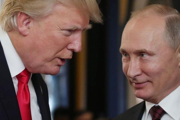 """Bất ngờ """"món quà cuối cùng của Trump dành cho Putin"""""""