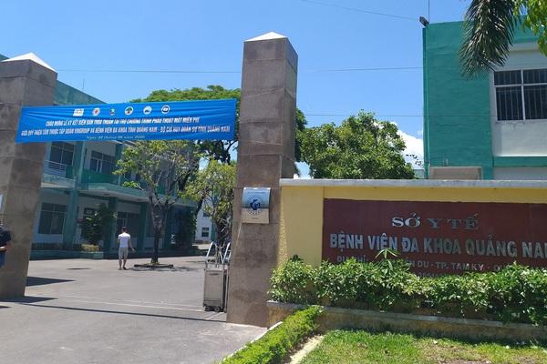 Quảng Nam: Truy tìm một trường hợp trốn khỏi khu cách ly