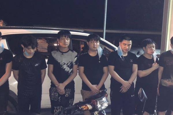 """Chặn kịp thời vụ 7 người Trung Quốc xuất cảnh """"chui"""" sang Campuchia"""