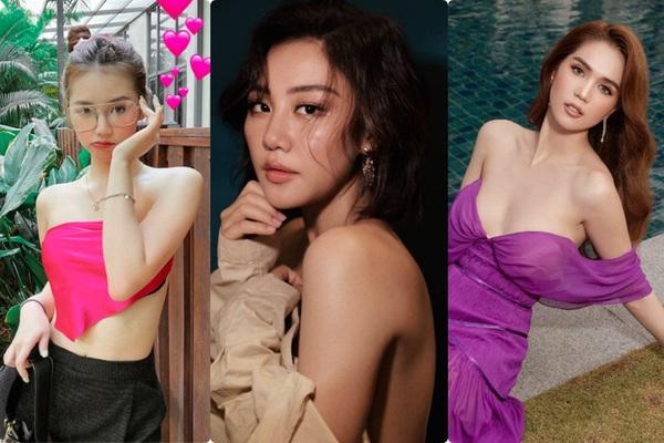 """3 mỹ nhân bị lộ clip quay lén tại nhà riêng gây """"sốt"""" mạng: Amee, Văn Mai Hương..."""