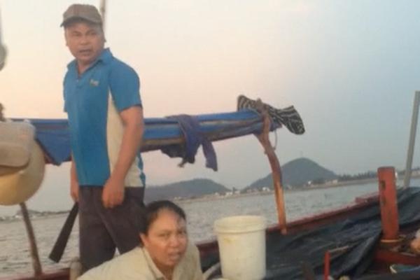 Nóng: Truy vết tàu cá vi phạm, thuyền viên dùng dao chém trọng thương cán bộ kiểm ngư Nghệ An