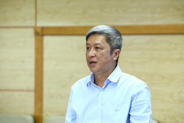 Ban Bí thư chỉ định Thứ trưởng Bộ Y tế kiêm chức vụ mới