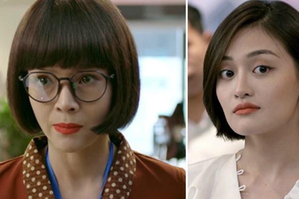 """Hai nhân vật phản diện phim """"Tình yêu và tham vọng"""" nói về vai diễn"""