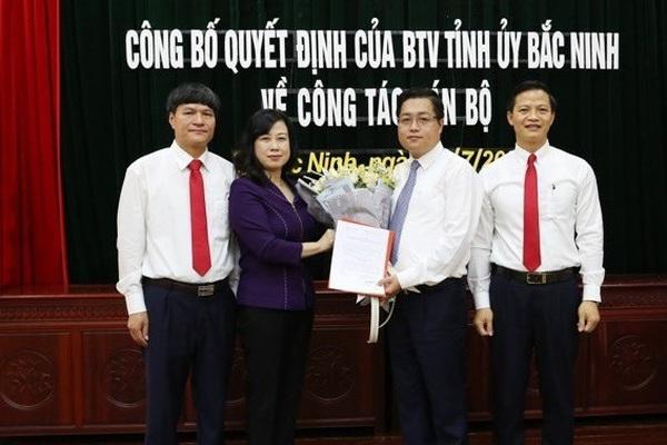 Nhìn lại 15 ngày ông Nguyễn Nhân Chinh được chỉ định làm Bí thư Thành ủy Bắc Ninh