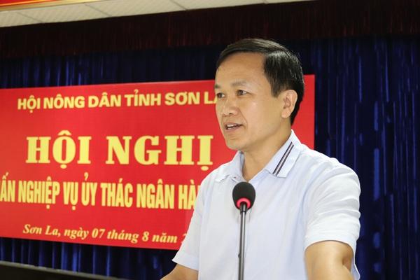 Hội Nông dân tỉnh Sơn La: Tập huấn nghiệp vụ vay vốn ngân hàng cho nông dân