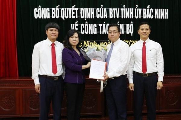 """Ông Nguyễn Nhân Chinh tự đề nghị """"điều chỉnh lại"""" việc phân công làm Bí thư Thành ủy Bắc Ninh"""