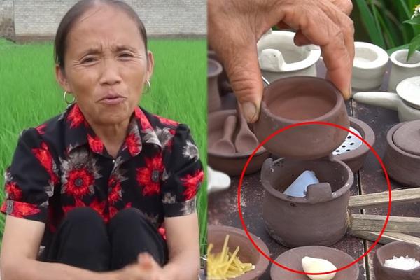 """Bà Tân Vlog gây hoang mang, nghi vấn dùng chất đốt dễ gây ngộ độc khi nấu món ăn """"siêu nhỏ tý hon"""""""