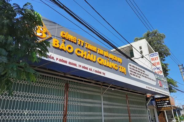 Lịch trình di chuyển của 2 bệnh nhân vừa mắc Covid-19 ở Quảng Trị: Tới nhiều ngân hàng, siêu thị, trụ sở…