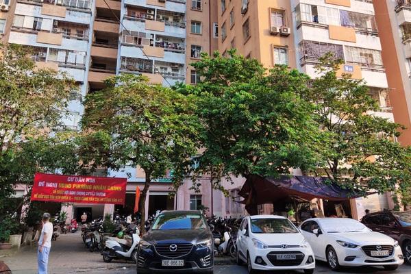 """Hà Nội: Tranh chấp thành lập Ban quản trị ở chung cư N3B, UBND quận Thanh Xuân ra văn bản """"tay trái đánh tay phải"""""""