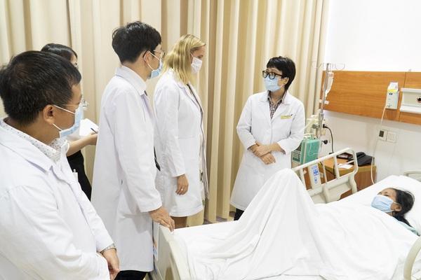Chuyên gia tập đoàn y khoa Mỹ, Úc triển khai nhiều hoạt động xây dựng Trung tâm Ung bướu xuất sắc (COE) tại Vinmec