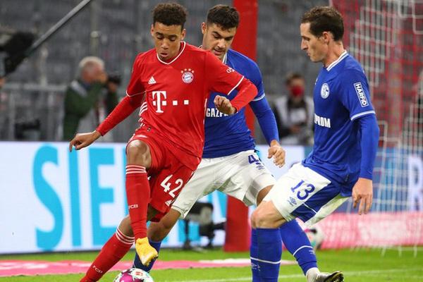 Jamal Musiala - Thần đồng vừa lập siêu kỷ lục cho Bayern Munich là ai?